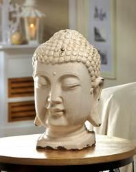 Table Top Buddha Head Decor