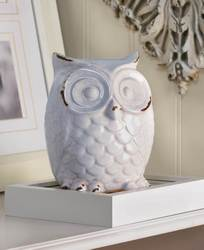 Wholesale Distressed Owl Figurine for sale at bulk cheap prices!