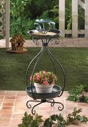 Wholesale Metal Birdfeeder And Planter for sale at bulk cheap prices!