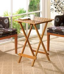 Wholesale Bamboo Folding Tray Table for sale at bulk cheap prices!