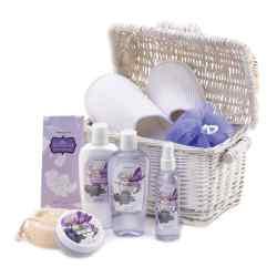 Iris Blueberry Spa Set