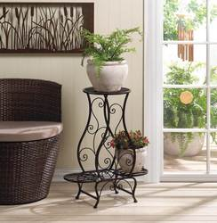 Wholesale Hourglass Triple Plant Stand for sale at bulk cheap prices!