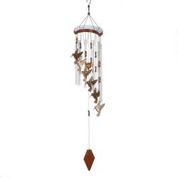 Wholesale Hummingbird Flutter Windchime for sale at  bulk cheap prices!