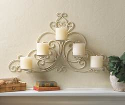 Wholesale Vintage Scrollwork Wall Sconce for sale at bulk cheap prices!