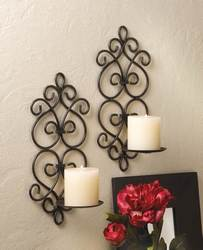Wholesale Burgeon Wall Sconce Set for sale at bulk cheap prices!