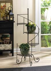 Wholesale Spiral Showcase Plant Stand for sale at bulk cheap prices!