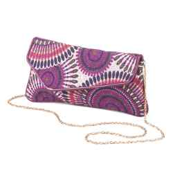 Wholesale Radiant Orchid Clutch for sale at bulk cheap prices!