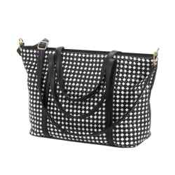 Wholesale Checkered Tote Bag for sale at bulk cheap prices!