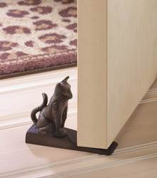 Wholesale Cute Kitty Cat Door Stopper for sale at bulk cheap prices!