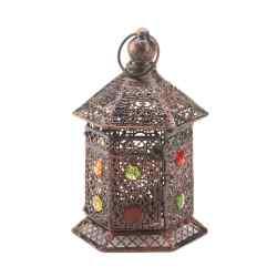 Mini Bejeweled Lantern