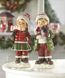 Wholesale Holly & Noel Holiday Figurines for sale at  bulk cheap prices!