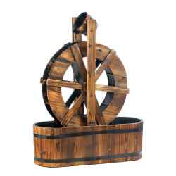 Wholesale Spinning Water Mill Fountain for sale at bulk cheap prices!
