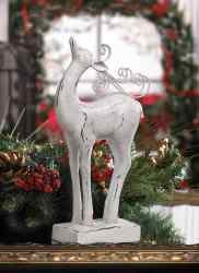 Wholesale Comet Reindeer Statue for sale at  bulk cheap prices!
