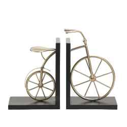 Wholesale Charming Bicycle Bookends for sale at bulk cheap prices!