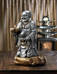 Wholesale Standing Buddha Candleholder for sale at bulk cheap prices!