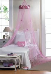 Wholesale Pink Princess Bed Canopy for sale at bulk cheap prices!