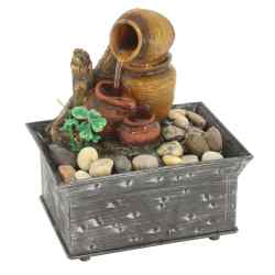 Wholesale Tranquility Pottery Fountain for sale at  bulk cheap prices!