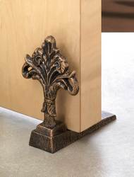 Wholesale Fleur-De-Lis Door Stopper for sale at bulk cheap prices!