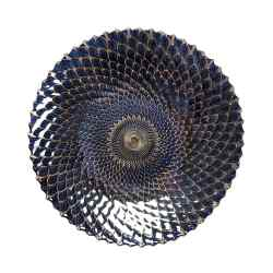 Wholesale Iridescent Medium Decorative Plate