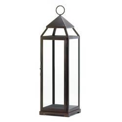 Wholesale XL Bronze Contemporary Lantern for sale at  bulk cheap prices!