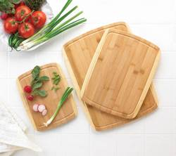 Wholesale Bamboo Cutting Boards Trio for sale at bulk cheap prices!