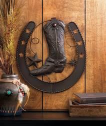 Wholesale Cowboy Horseshoe Wall Decor for sale at  bulk cheap prices!