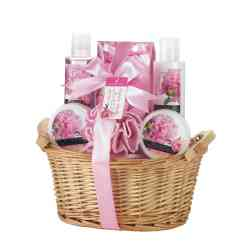 Wholesale Peony Vanilla Spa Set for sale at bulk cheap prices!