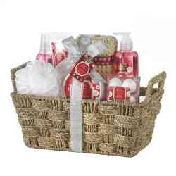 Wholesale Apple Spice Spa Set for sale at bulk cheap prices!