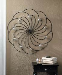 Wholesale Pinwheel Candle Wall Sconce for sale at bulk cheap prices!