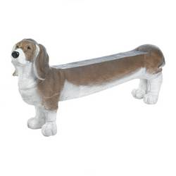 Basset Hound Doggy Bench