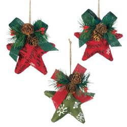wholesale christmas stars ornament set - Wholesale Christmas Decorations Suppliers