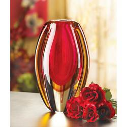 Wholesale Sunfire Glass Vase for sale at bulk cheap prices!