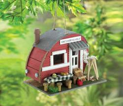 Wholesale Vintage Trailer Birdhouse for sale at  bulk cheap prices!