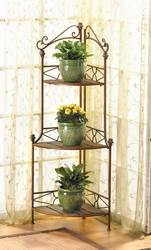 Wholesale Rustic Bakers Rack Shelf for sale at bulk cheap prices!