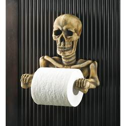 Wholesale Spooky Toilet Paper Holder for sale at bulk cheap prices!