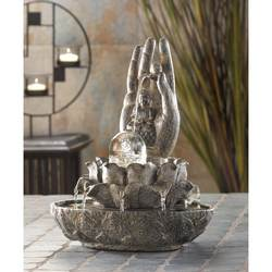Wholesale Hand Of Buddha Fountain for sale at bulk cheap prices!