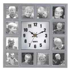Wholesale Photo Collage Wall Clock for sale at  bulk cheap prices!