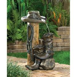 Wholesale Wild Western Water Fountain for sale at bulk cheap prices!