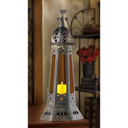 Wholesale Moroccan Tower Candle Lantern for sale at bulk cheap prices!
