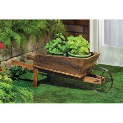 Wholesale Country Flower Cart Planter for sale at bulk cheap prices!