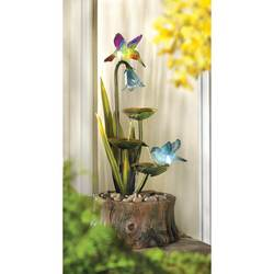 Wholesale Hummingbird Haven Fountain for sale at bulk cheap prices!