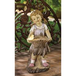 Wholesale Sweet Summertime Solar Statue for sale at bulk cheap prices!