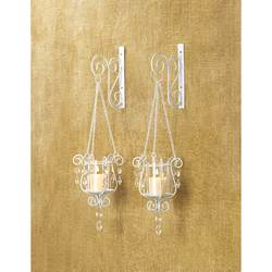 Wholesale Bedazzling Pendant Sconce Duo for sale at bulk cheap prices!