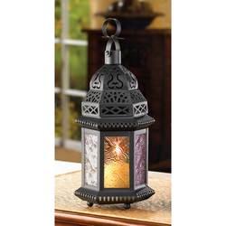 Wholesale Magic Rainbow Candle Lantern