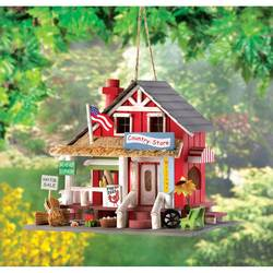 Wholesale Country Store Birdhouse for sale at bulk cheap prices!