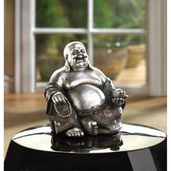 Wholesale Happy Sitting Buddha Statue for sale at bulk cheap prices!