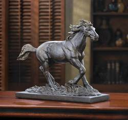 Wholesale Wild Stallion Statue for sale at bulk cheap prices!