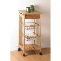 Wholesale Osaka Kitchen Cart for sale at bulk cheap prices!