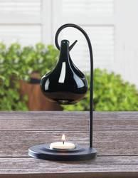Wholesale Black Tear Drop Oil Warmer for sale at  bulk cheap prices!