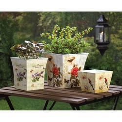 Wholesale Botanical Garden Planter Trio for sale at bulk cheap prices!